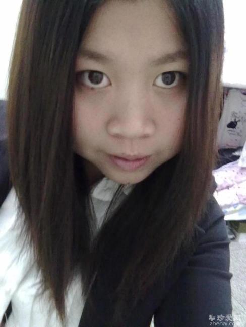 我不是齐刘海女生图片