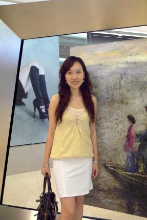 fxcindy资料照片_上海征婚交友